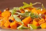 Салат из тыквы, репы с мёдом
