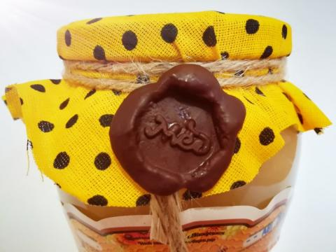 Мёд луговой (разнотравье) 700 гр