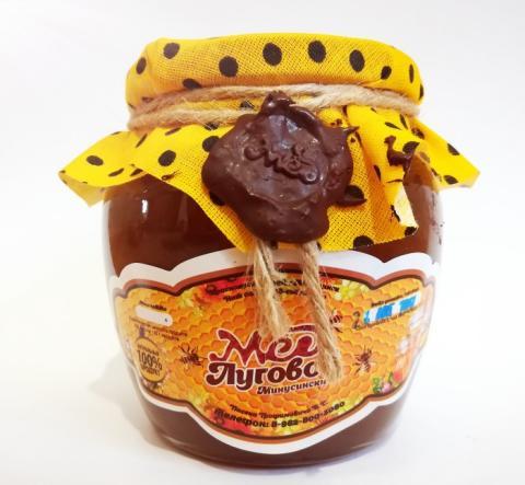 Мёд гречишный 700 гр