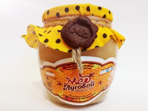 Мёд Акациевый (майский) 700 гр.