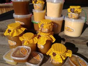 Наш мёд